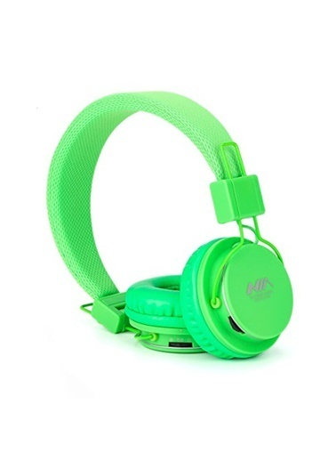 Bludfire Nia Radyolu MP3 Player Kulaklık Yeşil